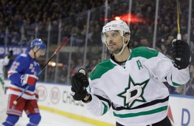LNH : Une remontée vaine pour les Rangers