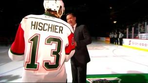 Nico Hischier au 2e rang
