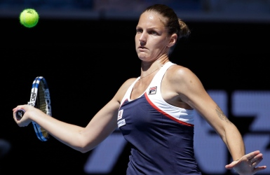 Pliskova accède facilement au 3e tour
