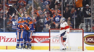 Panthers 3 - Oilers 4 (Prol.)