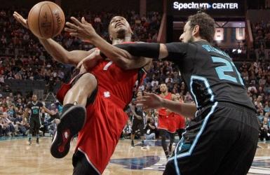 NBA : Les Raptors subissent une raclée