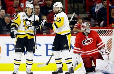Une domination des Penguins