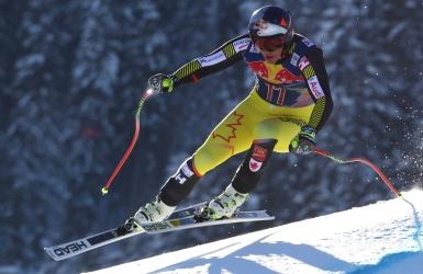 Guay termine 6e à la descente de Kitzbühel