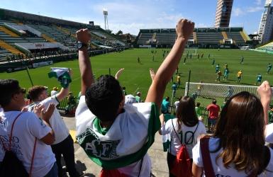 Un match émotif attend Chapecoense en finale