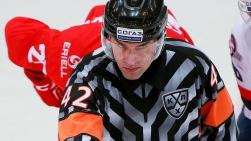 Un arbitre de la KHL