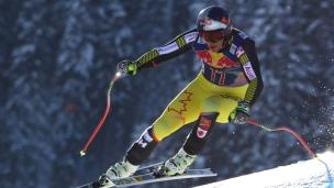 Guay au 6e rang à la descente de Kitzbühel