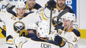 Sabres 3 - Canadiens 2 (Prolongation)