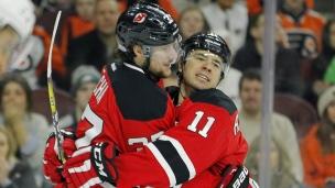 Devils 4 - Flyers 1