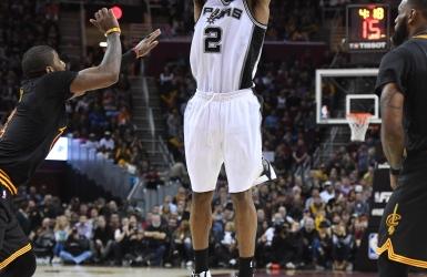 NBA : Kawhi Leonard se paie les Cavaliers