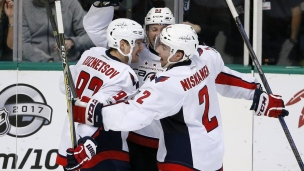 Capitals 4 - Stars 3  (Prolongation)