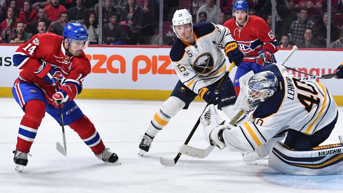 Fran ois gagnon du bien meilleur hockey de la part du ch lnh - Image hockey canadien ...