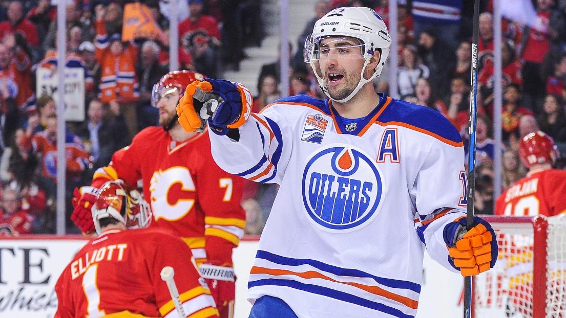 Jordan Eberle passe des Oilers aux Islanders en retour de Ryan Strome