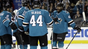 Avalanche 2 - Sharks 3 (Prolongation)