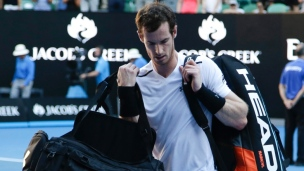 Sortie surprise d'Andy Murray