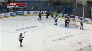 Islanders 5 - Voltigeurs 2