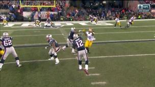 Trop facile pour Tom Brady!