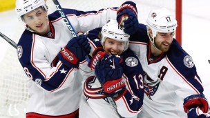 Blue Jackets 7 - Sénateurs 6 (Prol.)