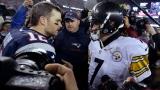 Tom Brady et Ben Roethlisberger