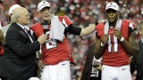 Matt Ryan et Julio Jones