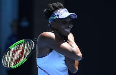 Venus Williams en demi-finales à Melbourne