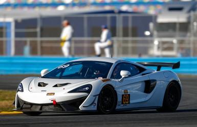 Des débuts en IMSA pour l'équipe Motorsports In Action