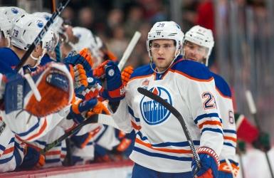 Leon Draisaitl touche le gros lot à Edmonton
