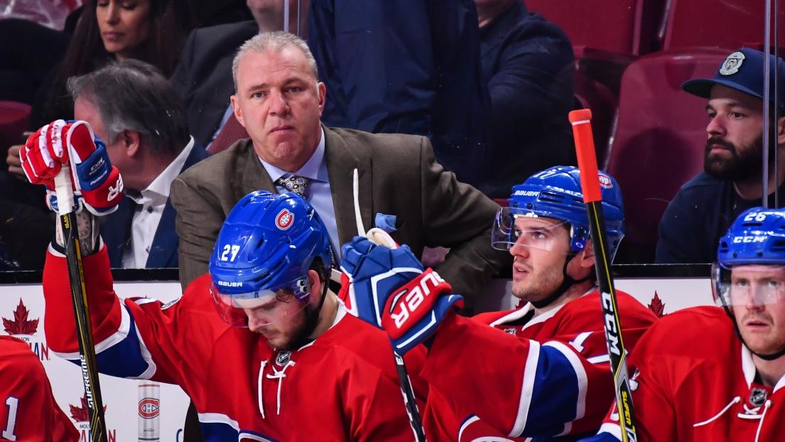 Claude Julien nouvel entraîneur des Canadiens de Montréal