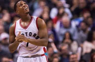 NBA : Kyle Lowry blessé au poignet droit