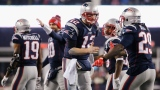 Tom Brady et LeGarrette Blount