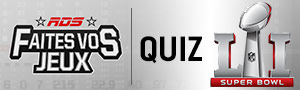 Quiz Super Bowl