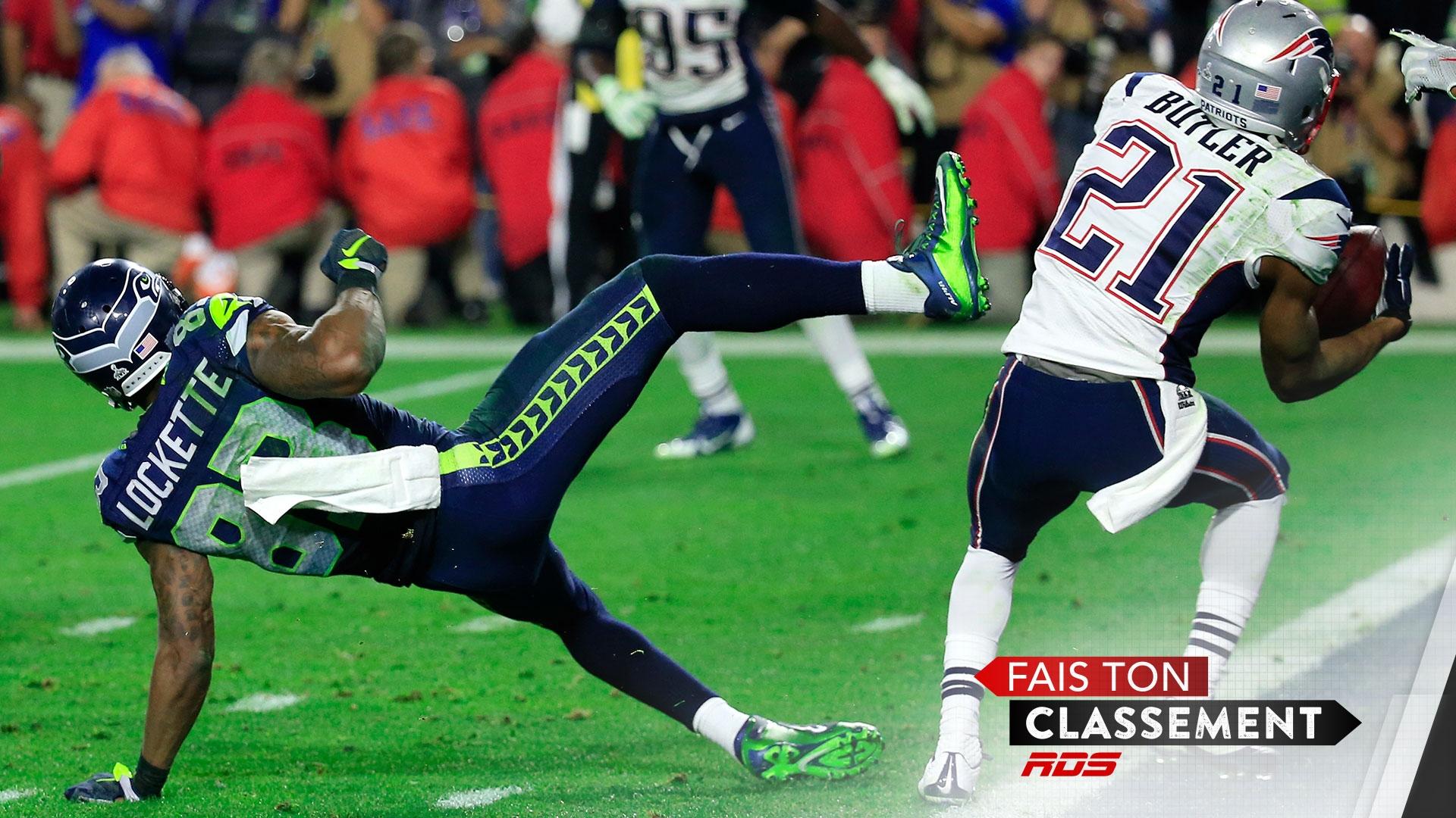 Top 10 des meilleurs Super Bowl