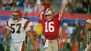 Joe Montana XXIV, 49ers, 1989