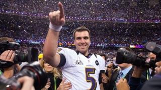 Joe Flacco XLVII, Ravens, 2013