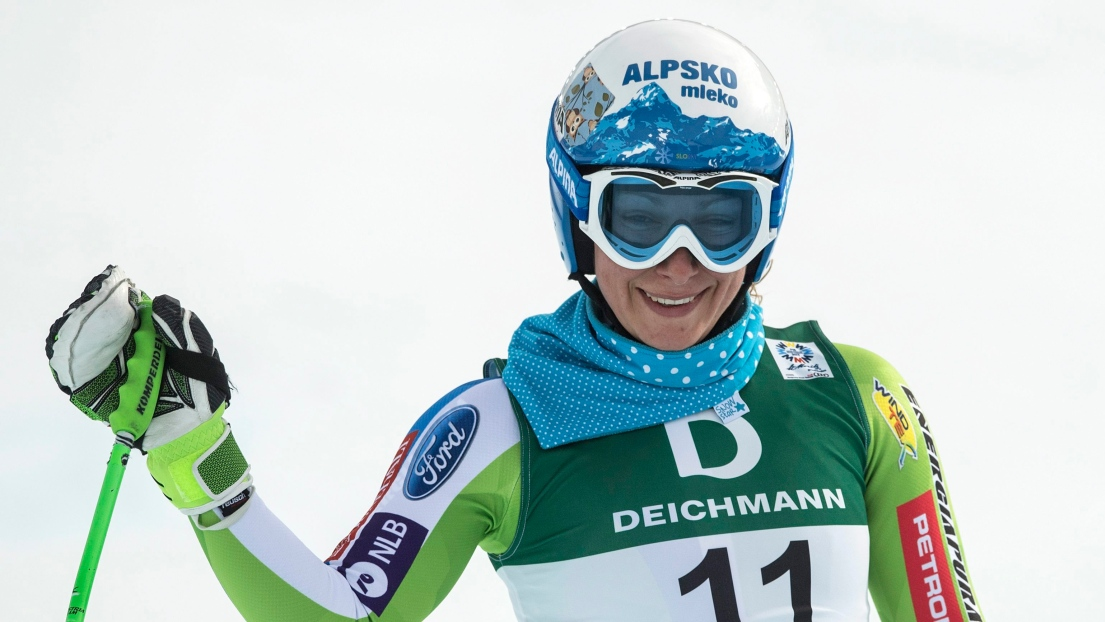 Ilka Stuhec sérieusement blessée