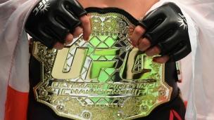 Top-5 Championnes de l'UFC