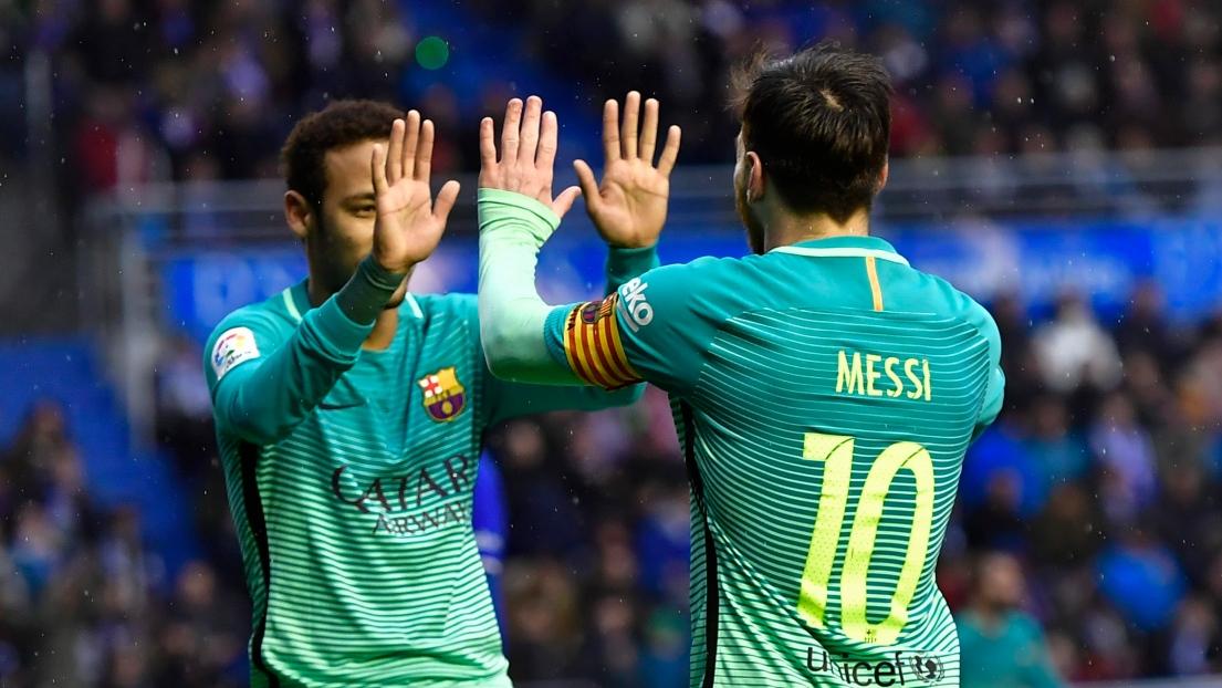 Messi reporte sa visite en Egypte après la déroute barcelonaise