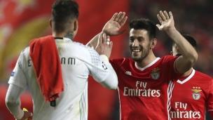 Benfica 1 - Dortmund 0