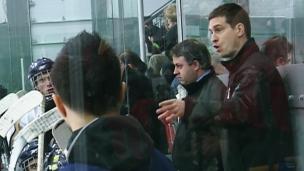 Christian Caron et Steve Thériault : Amis et entraîneurs rivaux