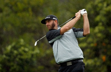 PGA : Dustin Johnson a pris les commandes