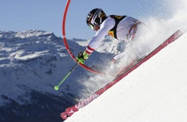 Ski : un 2e titre mondial pour Marcel Hirscher