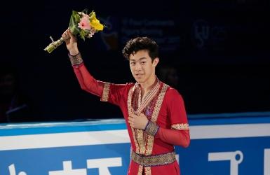 Nathan Chen repousse les limites