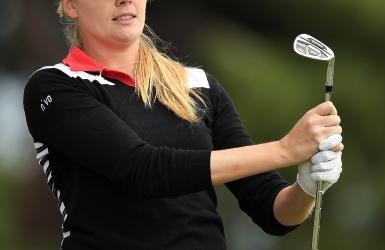 LPGA : top-10 pour Maude-Aimée Leblanc