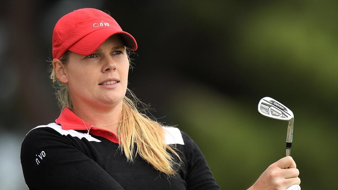 Golf - Maude-Aimée Leblanc se retire du golf professionnel | RDS.ca