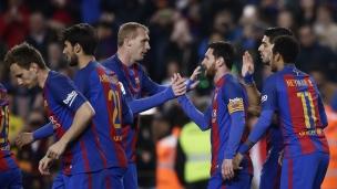 FC Barcelone 2 - CD Leganés 1