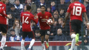 Blackburn 1 - Manchester United 2