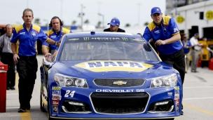 Chase Elliott partira en tête au Daytona 500