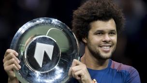 Tsonga remporte le tournoi de Rotterdam