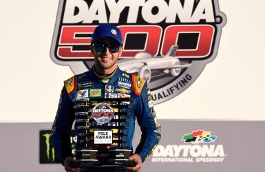 Chase Elliott partira encore premier à Daytona