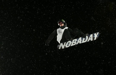 Max Parrot gagne le Big Air de Los Angeles