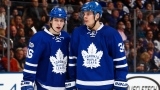 Mitch Marner et Auston Matthews